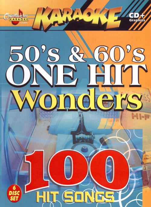 Karaoke: Best of 50s and 60s - One Hit Wonders [Chartbuster Box Set]