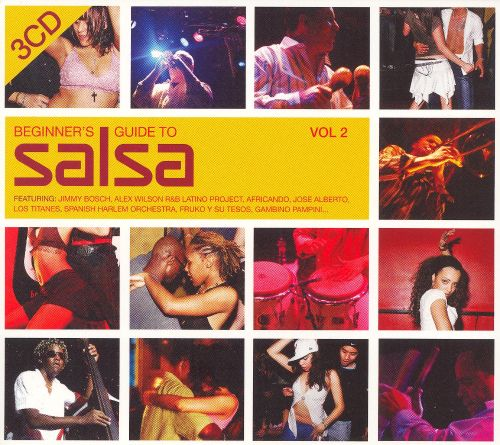 Beginner's Guide to Salsa, Vol. 2