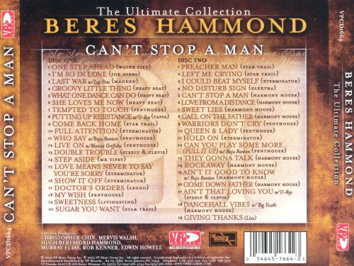 Can't Stop a Man: The Ultimate Collection
