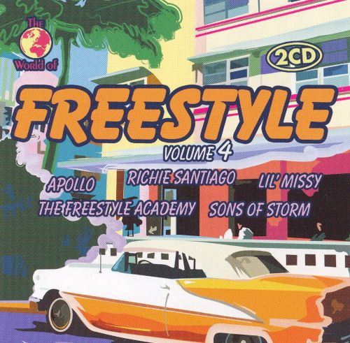 The World of Freestyle, Vol. 4