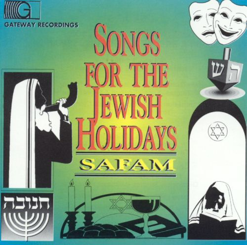 Songs of the Jewish Holidays