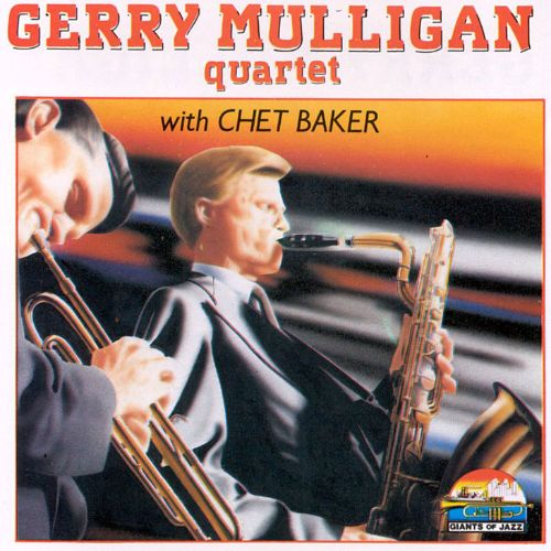 Gerry Mulligan Quartet With Chet Baker Walking Shoes