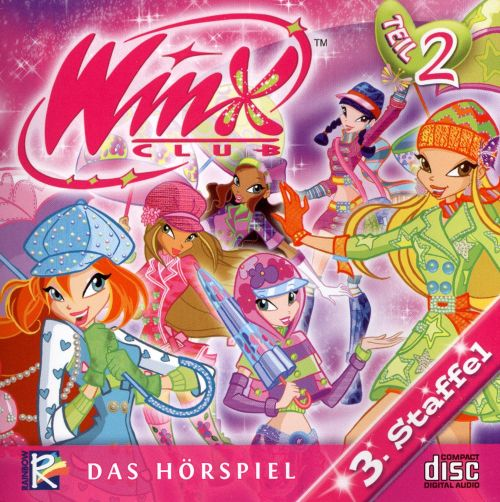 Winx Club 3, Vol. 2 Hörspiel