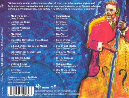 Jukebox Jazz!: From the Southside of Chicago