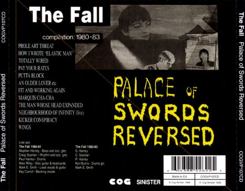 The Fall In: Palace of Swords Reversed
