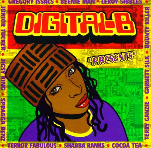 Digital-B Presents: Ultimate Dancehall