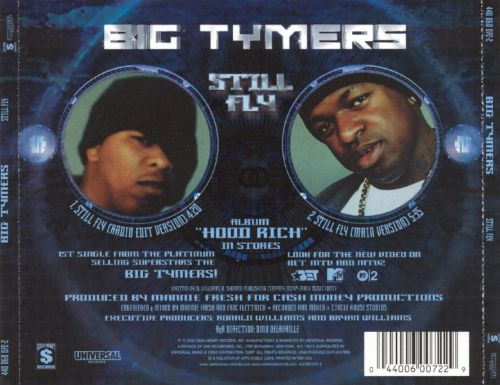 Still Fly 2 Track Big Tymers Songs Reviews Credits Allmusic