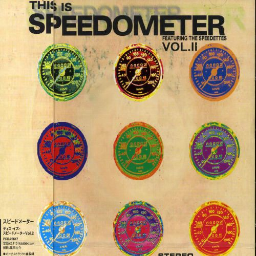 This Is Speedometer, Vol. 2