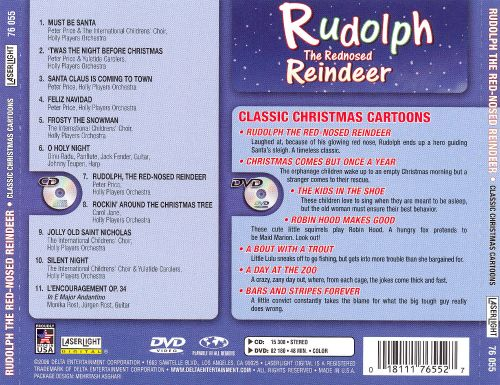 Rudolph the Red Nosed Reindeer [Laserlight]