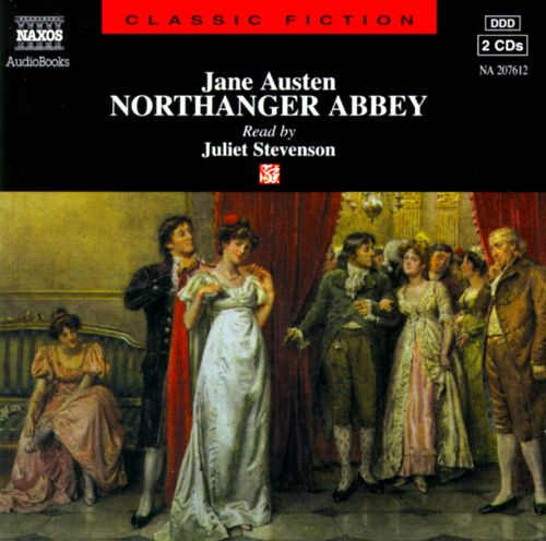 Northanger Abbey Cover to Cover