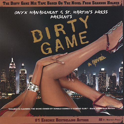 Dirty Game Mix Tape CD