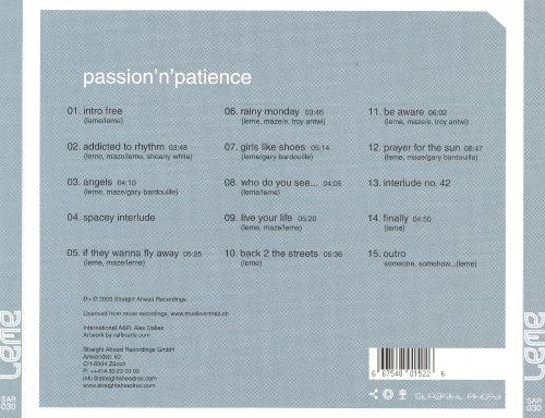 Passion N Patience
