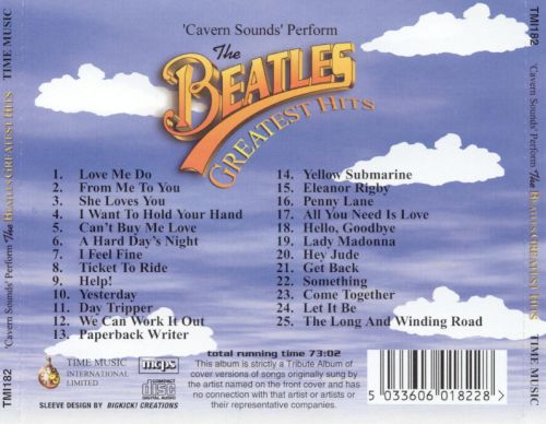 The Beatle Greatest Hits