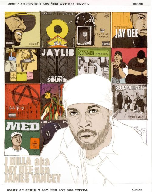 Thank You Jay Dee, Act 1 Mixed by J. Rocc