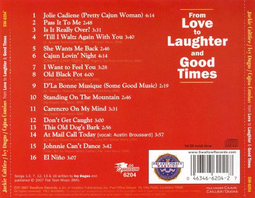 From Love To Laughter And Good Times