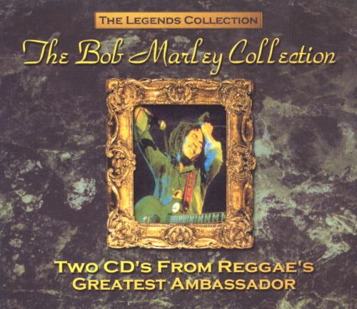 Legends Collection: The Bob Marley Collection