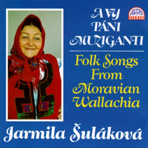 Folk Songs from Moravian Wallachia