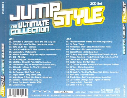 Jumpstyle: The Ultimate Collection
