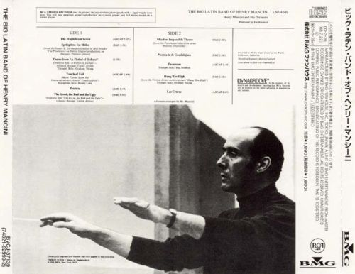 The Big Latin Band of Henry Mancini