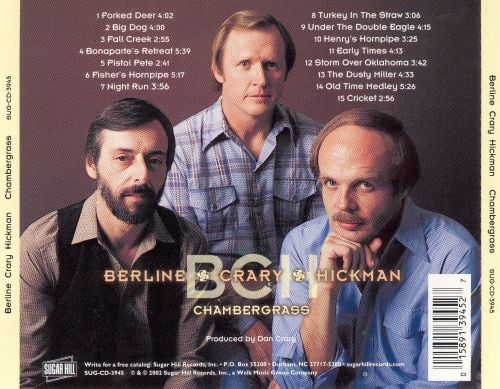Chambergrass: A Decade of Tunes From the Edges of Bluegrass