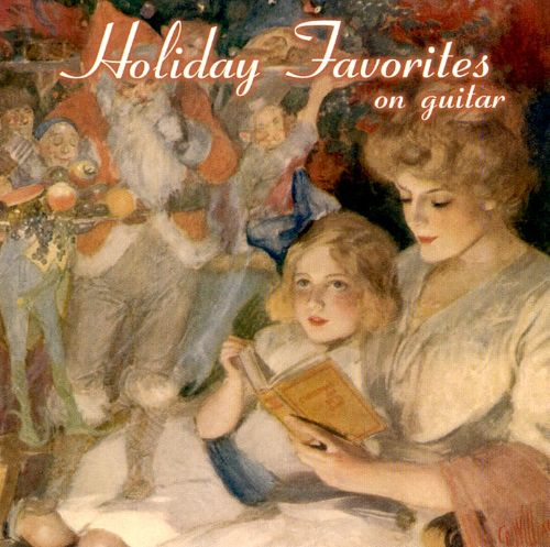 Holiday Favorites on Guitar