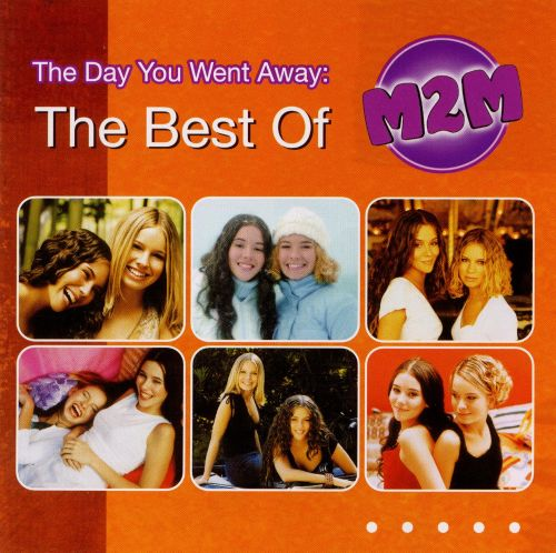 The Day You Went Away: The Best of M2M [Bonus VCD]
