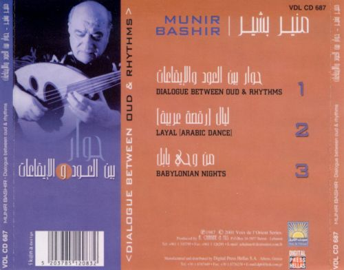 Dialogue Between Oud & Rhythms