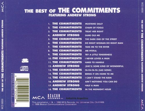 The Best of the Commitments