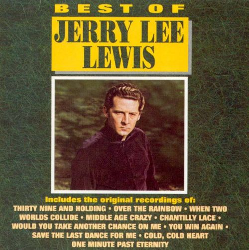 The Best of Jerry Lee Lewis [Capitol]