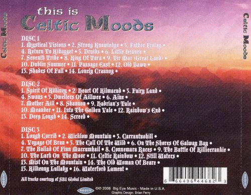 This Is Celtic Moods [Box Set]