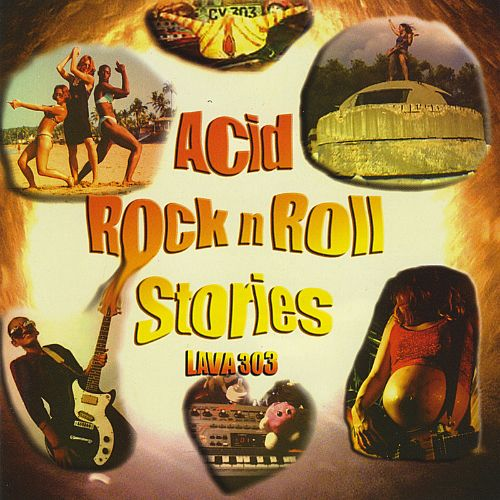 Acid Rock 'n' Roll Stories