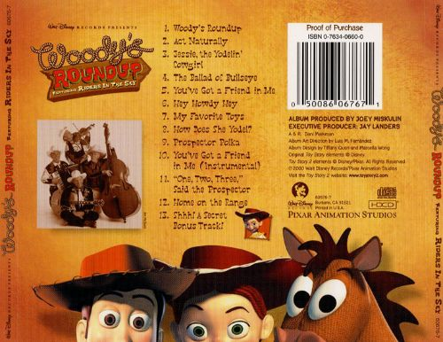 Woody S Roundup A Rootin Tootin Collection Of Woody S Favorite