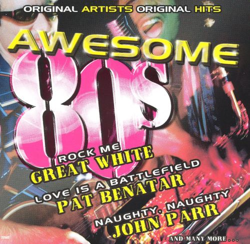 Awesome '80s, Vol. 4
