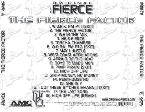 The Fierce Factor