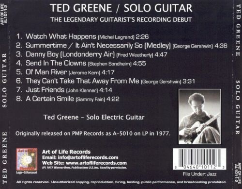 Ted solo