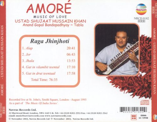 Amore: Music of Love