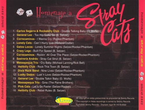 Tribute to the Stray Cats