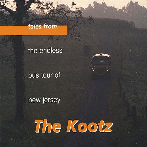 Tales from the Endless Bus Tour of New Jersey