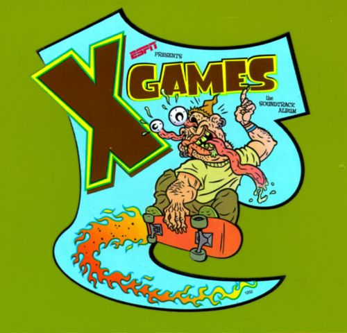 The X Games: The Soundtrack Album