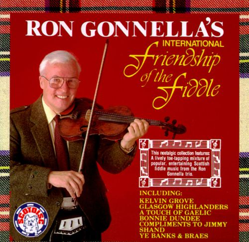 Ron Gonnella's International Friendship of the Fiddle