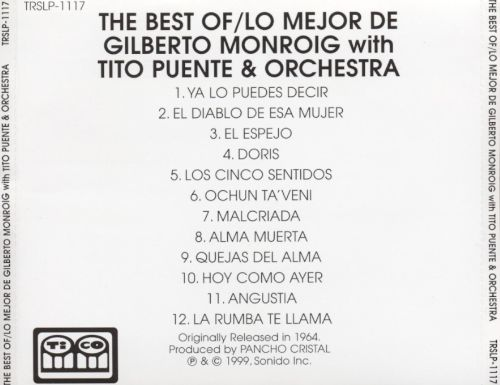 The Best of Gilbert Monroig & Tito Puente
