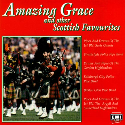 Amazing Grace & Other Scottish Favourites - Various Artists