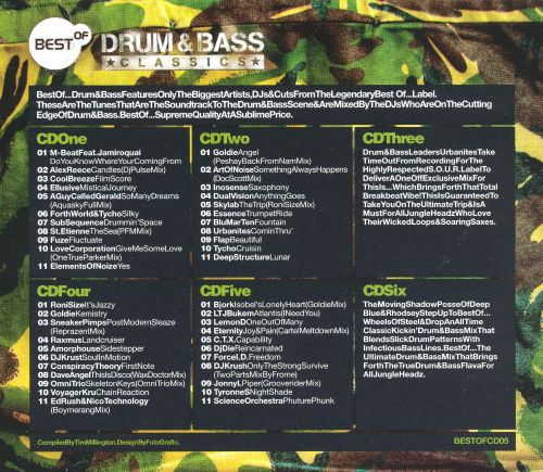Best of Drum and Bass Classics