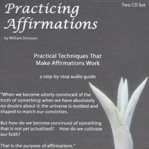 Practicing Affirmations