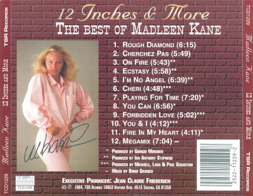 12 Inches & More