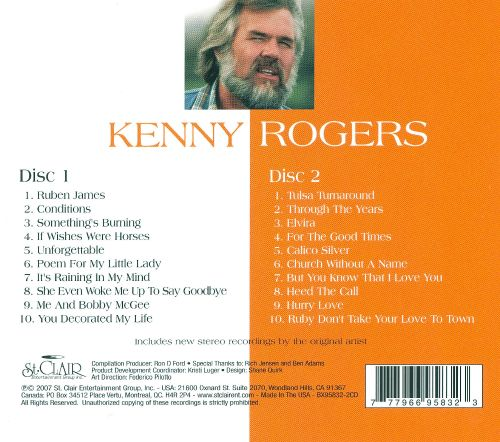 Kenny Rogers [St. Clair]
