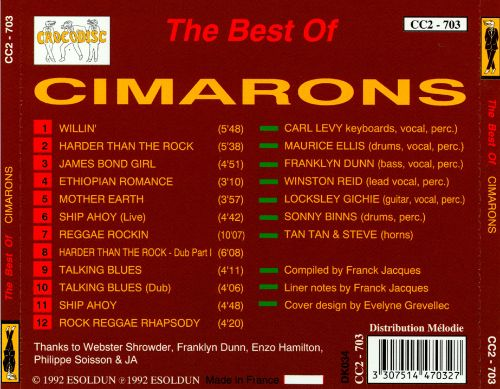 The Best of Cimarons