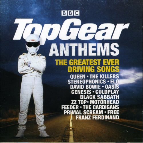 Top Gear Anthems 2007