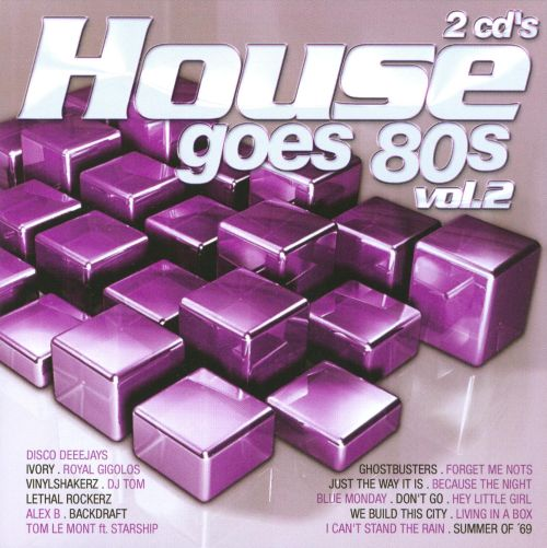 House Goes '80s, Vol. 2