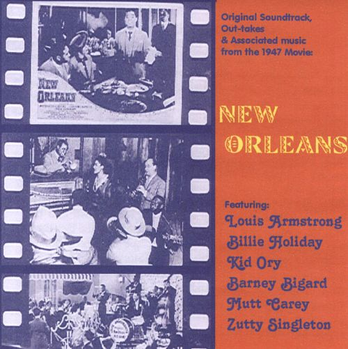 New Orleans: The Soundtrack